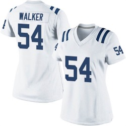 Nike Anthony Walker Indianapolis Colts Women's Game White Jersey