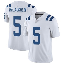 Nike Chase McLaughlin Indianapolis Colts Youth Limited White Vapor Untouchable Jersey